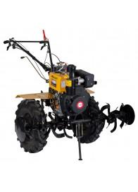 Motosapa ProGarden HS 1100BE, 9 CP, diesel, 135 cm, pornire electrica