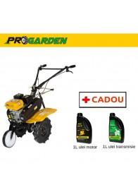 Motocultor (Motosapa) ProGARDEN HS 900C, 7 CP, benzina, 3 viteze