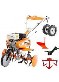 Motocultor (Motosapa) RURIS 7088 ACC, 7 CP, benzina, 3 viteze + Accesorii