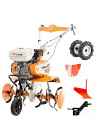 Motocultor (Motosapa) RURIS 7099, 7 CP, benzina, 3 viteze + Accesorii