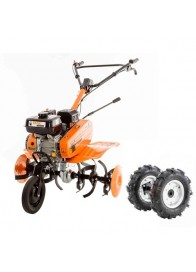 Motosapa Ruris DAC 6500K, 7 CP, benzina, 83 cm + roti cauciuc