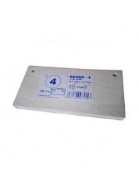 Set 5 placi filtrante 20x10 cm - ROVER 4