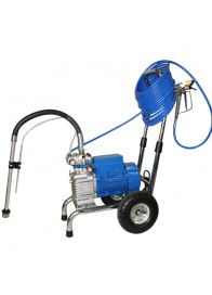 Pompa pentru zugravit/vopsit Bisonte PAZ-6860e, 1.8 kW, 200 bar, 6 l/min