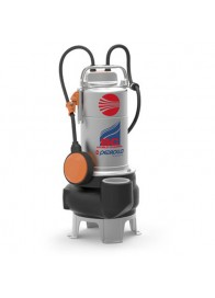 Pompa submersibila apa murdara Pedrollo BCm 15/50-N, 1100 W, 750 l/min, Hmax 14 m, corp fonta