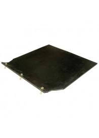 Protectie talpa Bisonte PC65 / PC70 pentru pavele/dale, cauciuc negru