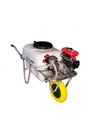 Pulverizator tip roaba SPORT GARDEN SG CARRETILLA 4T, 2.5 CP, 100 litri