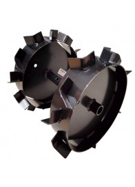 Roti metalice Szentkiraly, Robix 33 cm, ax cilindric 25 mm