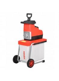 Tocator de gradina, electric, Hecht 6285 XL, 2800 W, diametru max. 44 mm