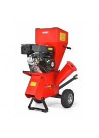 Tocator de gradina, pe benzina, Hecht 6421, 13 CP, diametru max. 50 mm