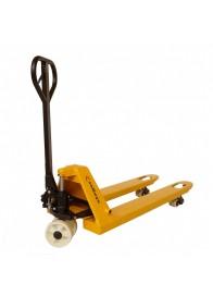 Transpalet manual STAGER HPT3T/550, 3000 kg, 550 x 1150 mm, roti nylon