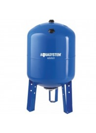 Vas de expansiune apa rece, vertical, Aquasystem VAV100, 10 bar, 100 L