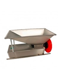 Zdrobitor-desciorchinator manual ENO 3/V Inox, 1000-1200 kg/h