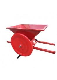 Zdrobitor de struguri manual MINIENO Smalto, 300-500 kg/h