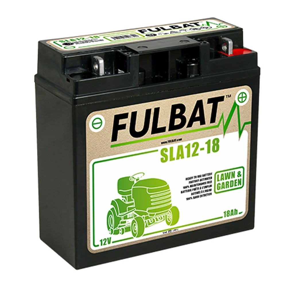 Acumulator Fulbat SLA12-18, 12 V, 18 Ah (181x77x167 mm)
