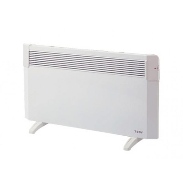 Convector electric de podea TESY CN03 050 MIS F, 500 W, termostat manual, suprafata incalzita 4-6 mp