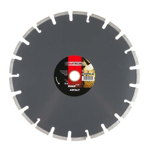 Disc diamantat asfalt DIATECH ROAD ASFALT PLUS, Ø 300 mm