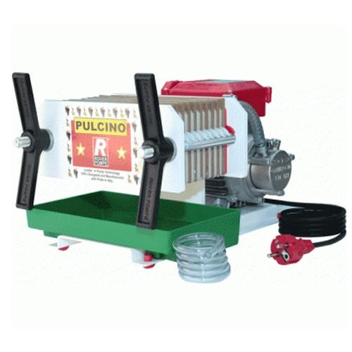 Filtru de ulei Rover Pulcino 10 Oil, 10 placi 20x10 cm, 100-150 l/h