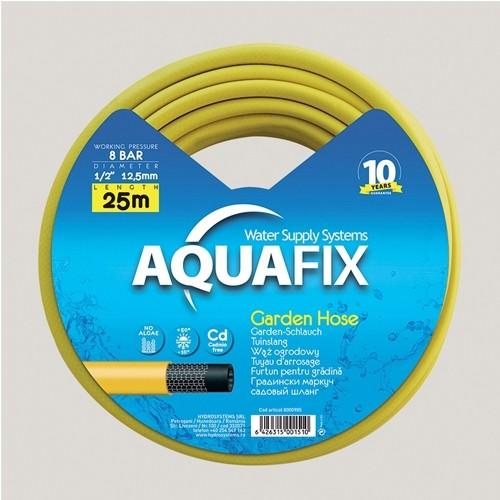 """Furtun pentru gradina AquaFix 15 mm (5/8"""") x 50 m"""