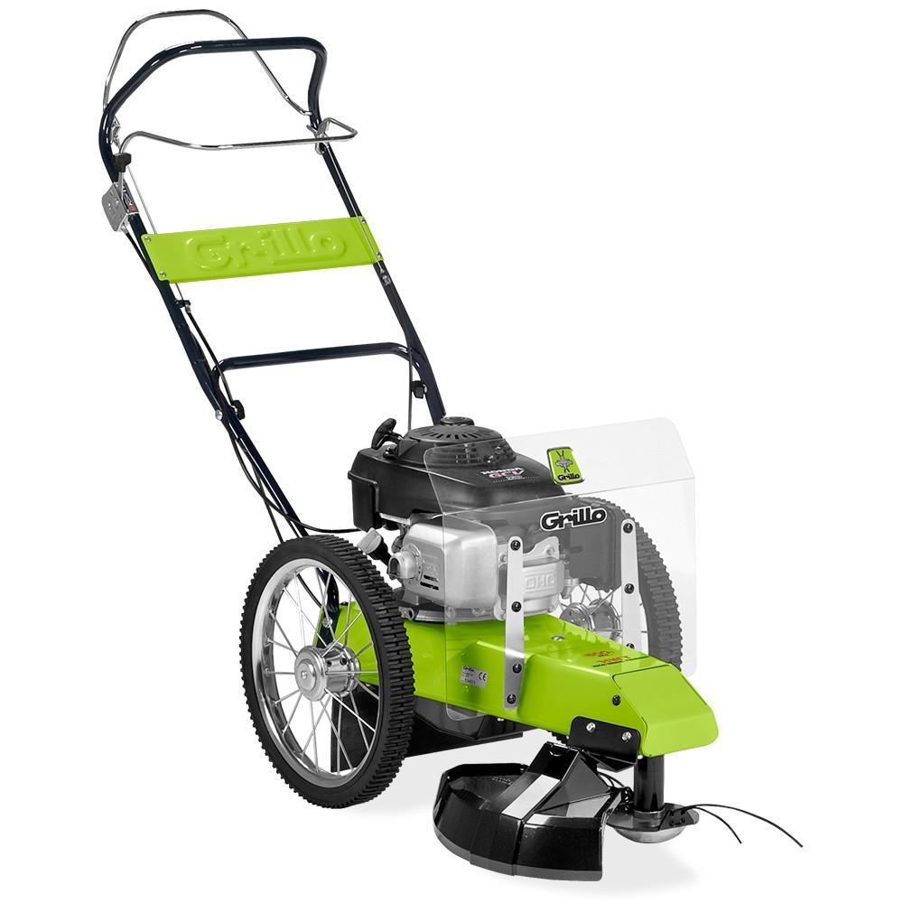 Motocositoare cu fir Grillo HWT 600 WD, 4.4 CP, 60 cm, autopropulsie