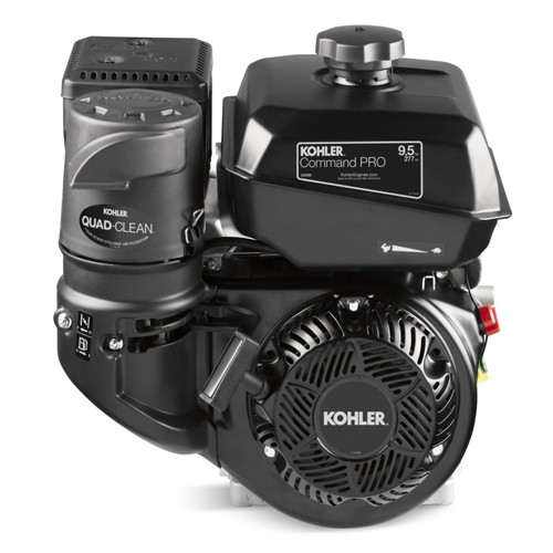 Motor benzina Kohler CH395, 277 cmc, 9.5 CP, ax cilindric 25 mm