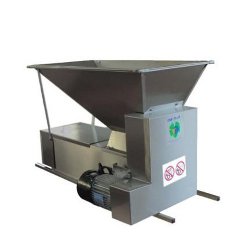 Zdrobitor-desciorchinator electric ENO 3/M Inox, 0.75 kW, 1000-1200 kg/h